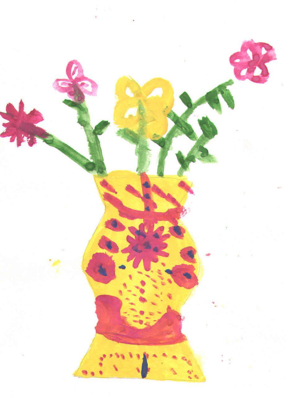 Поделка в сад весна идет